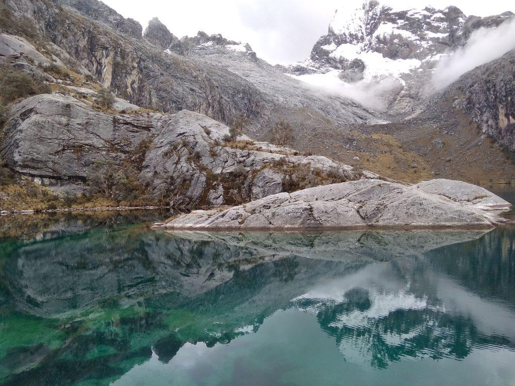 Laguna Churup, 4600m, Pérou