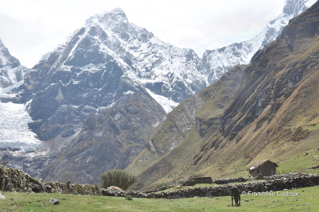 Carhuacocha, Cordillera blanca, Pérou