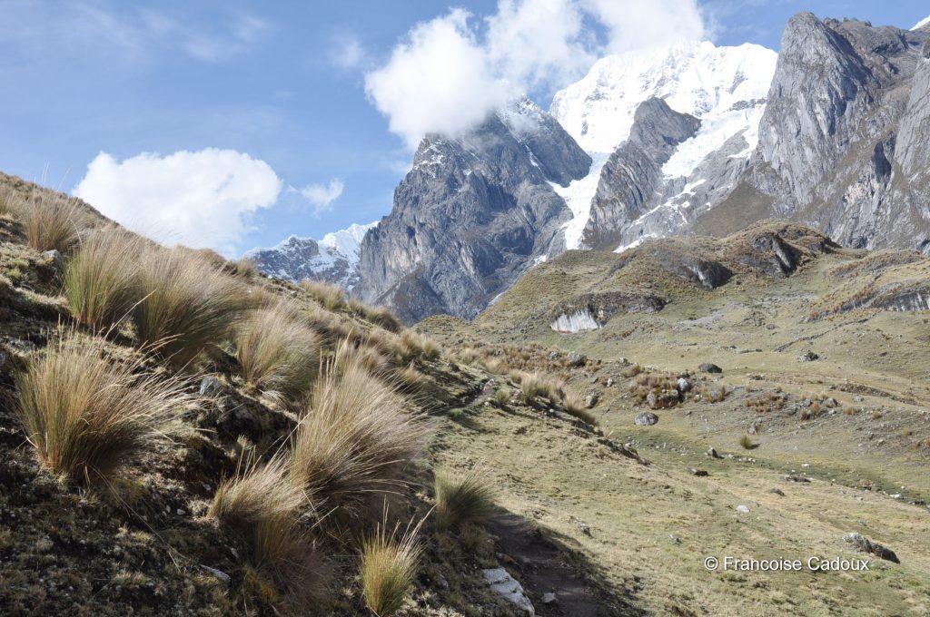 Huayhuash, cordillera blanca, Pérou