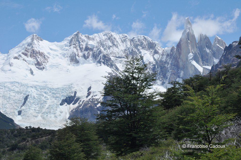 Cerro Torre, 3102m, Patagonie