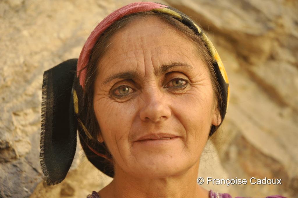 à Bibi Fatima, sources d'eaux chaudes sacrées, dans le corridor du Wakhan, Tadjikistan