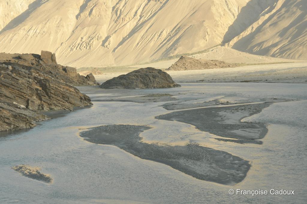 Vallée du Wakhan, entre Tadjikistan et Afghanistan