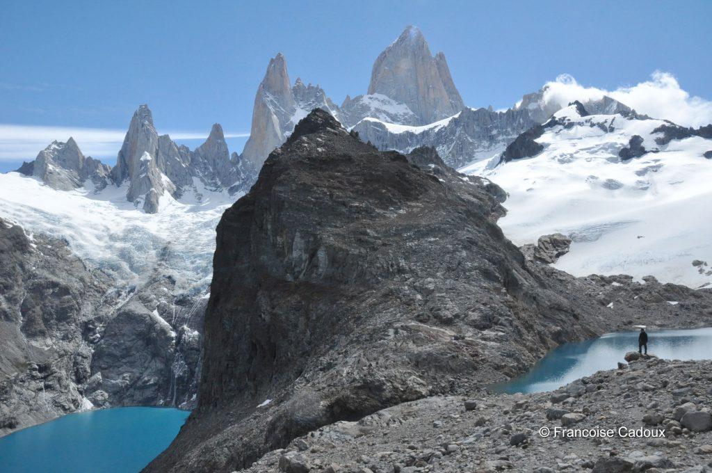 Laguna sucia et laguna de los tres, Patagonie