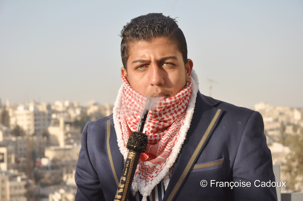 à Amman, Jordanie