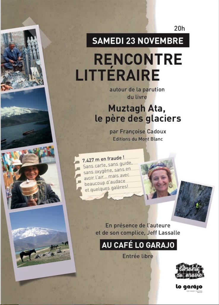 flyers - Lo Garâjo